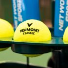 Heavy Duty Plastic Tennis Court Bin & Shelf | Net World Sports