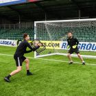 Football Goalkeeper Rebounder Training Drills