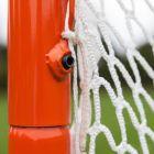 Ultra Durable Flame Orange Goal Frame | Net World Sports