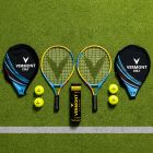 Vermont Colt Tennis Racket & Vermont Classic Tennis Balls | Net World Sports