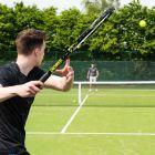 Vermont Lunar Tennis Racket | VPG Tek Construction | Senior Tennis Racket For Club Players | Net World Sports