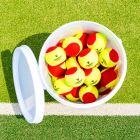 ITF Approved Mini Red Tennis Balls | All Tennis Court Surfaces | Net World Sports