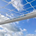 3m x 2m FORZA Alu110 Socketed Futsal Soccer Goal