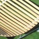 Durable Wooden Laths With Premium Steel Base | Net World Sports