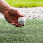 Fairway Golf Hitting Mat | Suitable For Indoor And Outdoor Use  | Net World Sports