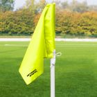 Yellow Corner Flags