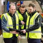 High Vis Waistcoat For Construction Workers